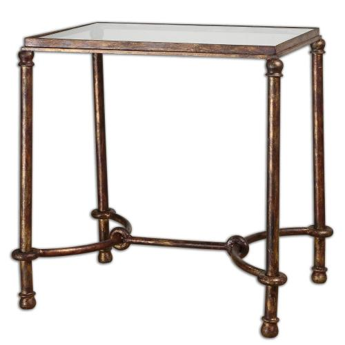 "Uttermost 24334 Warring - 26"" End Table"