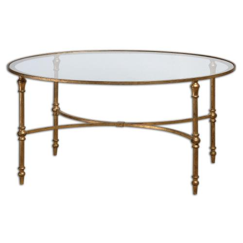 Uttermost 24338 Vitya - 40 inch Coffee Table