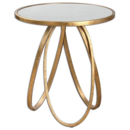 Uttermost 24410 Montrez - 26.25 inch Accent Table