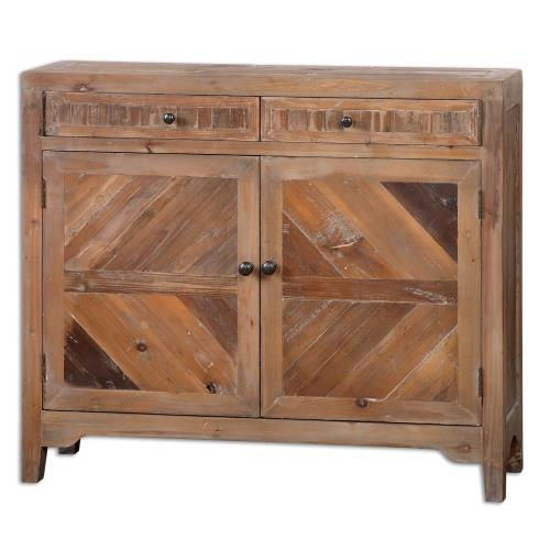 Uttermost 24415 Hesperos - 42 inch Console Cabinet