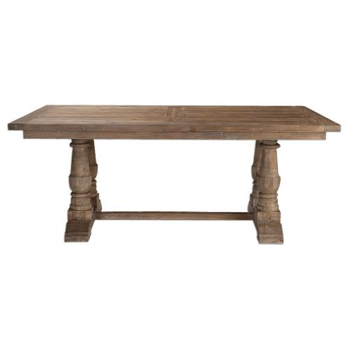 "Uttermost 24557 Stratford - 76"" Dining Table"