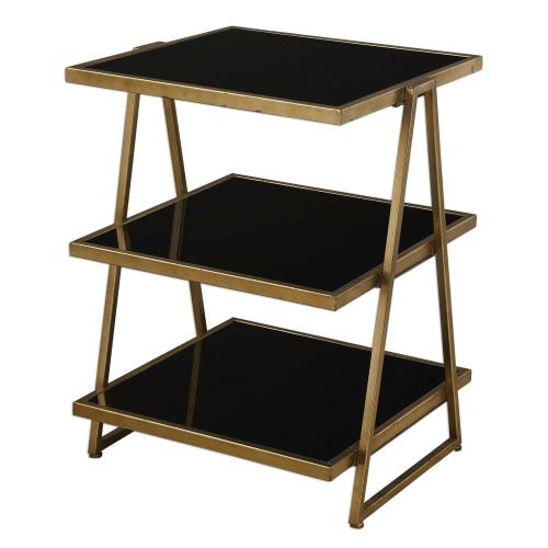 Uttermost 24617 Garrity - 28 inch Accent Table