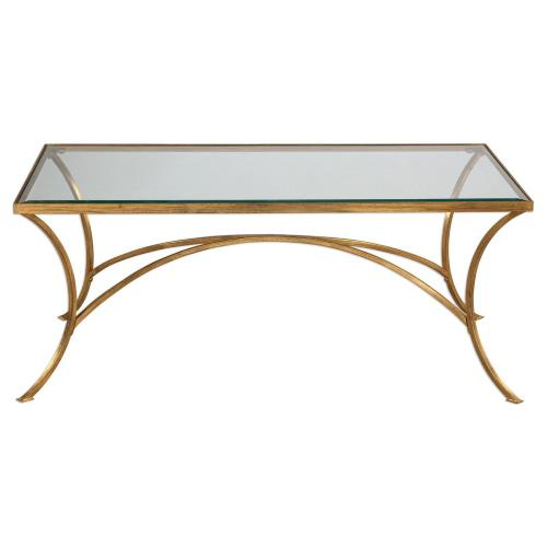 Uttermost 24639 Alayna - 48.13 inch Coffee Table