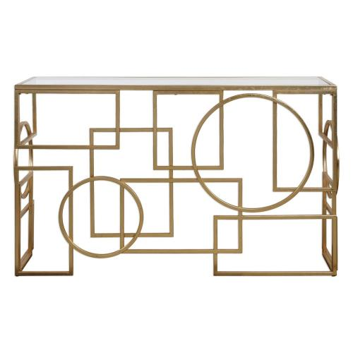 "Uttermost 24708 Metria - 52"" Console Table"