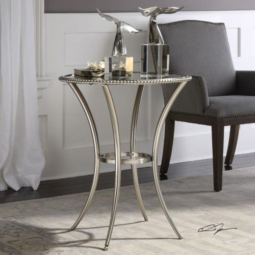 Uttermost 24760 Sherise - 28 inch Accent Table