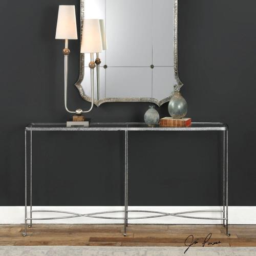 Uttermost 24767 Aubrey - 55.12 inch Console Table