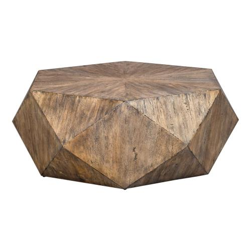 Uttermost 25423 Volker - 48 inch Coffee Table
