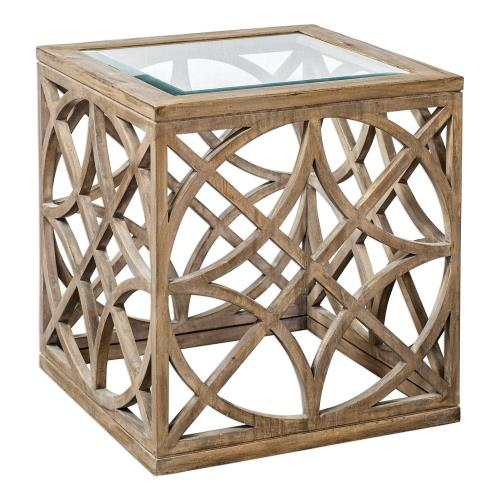 Uttermost 2543 Janeva - 23.5 Inch Accent Table