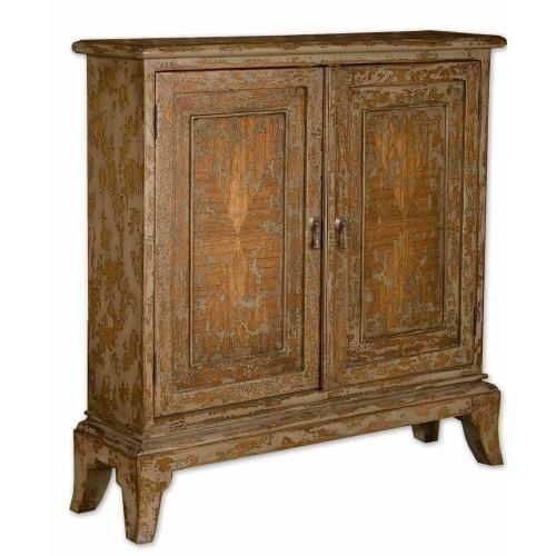 Uttermost 25526 Maguire - 36 inch Console Cabinet