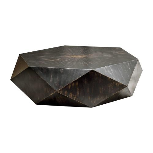 Uttermost 25832 Volker - 49.8 inch Coffee Table