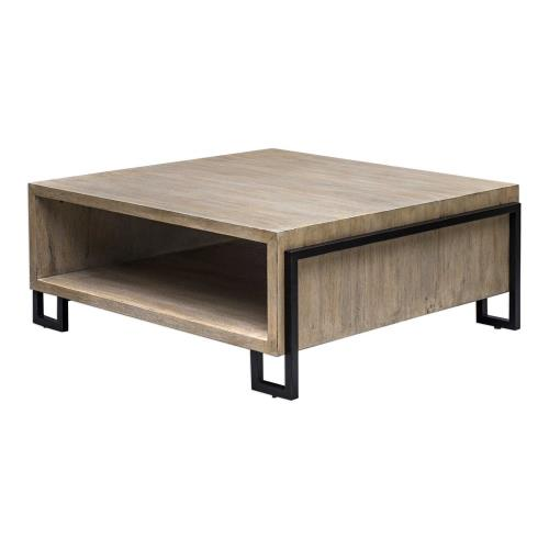 Uttermost 25876 Kailor - 44 inch Modern Coffee Table