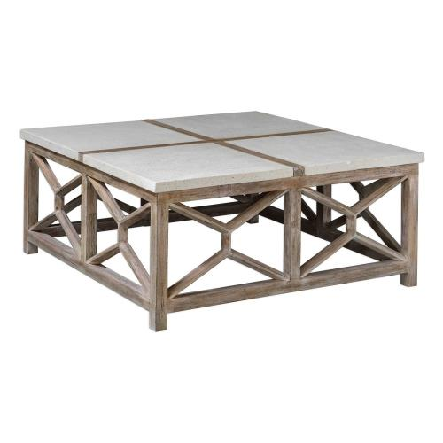 Uttermost 25885 Catali - 40 inch Coffee Table
