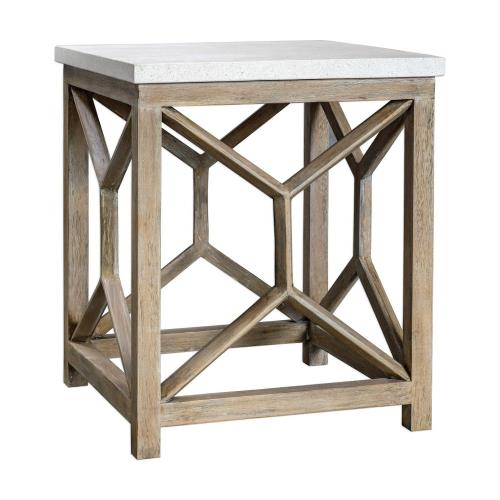Uttermost 25886 Catali - 26 inch End Table