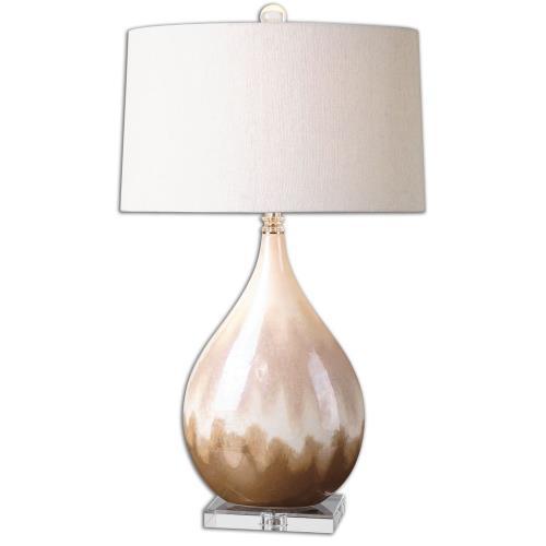 Uttermost 26171-1 Flavian - 1 Light Table Lamp