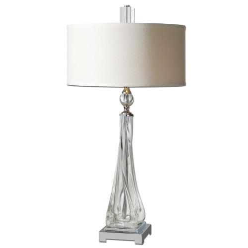 Uttermost 26294-1 Grancona - 2 Light Table Lamp - 16 inches wide by 16 inches deep