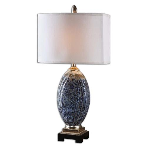 Uttermost 26298-1 Latah - 1 Light Table Lamp