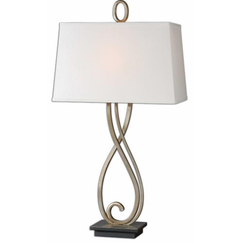 Uttermost 26341 Ferndale - 1 Light Table Lamp - 18 inches wide by 9 inches deep
