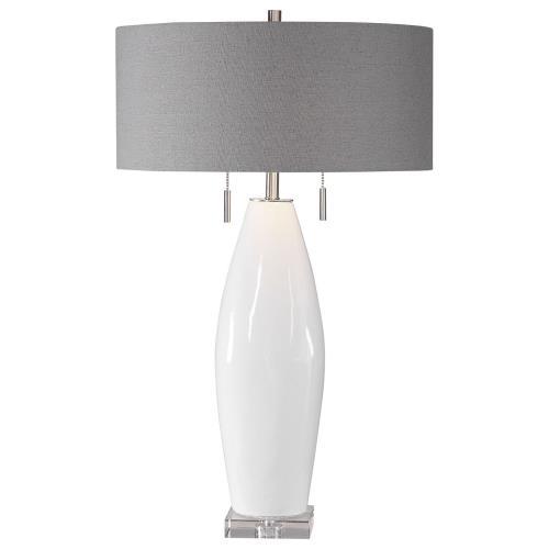 Uttermost 26409 Laurie - 2 Light Table Lamp