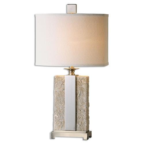 Uttermost 26508-1 Bonea - 1 Light Table Lamp