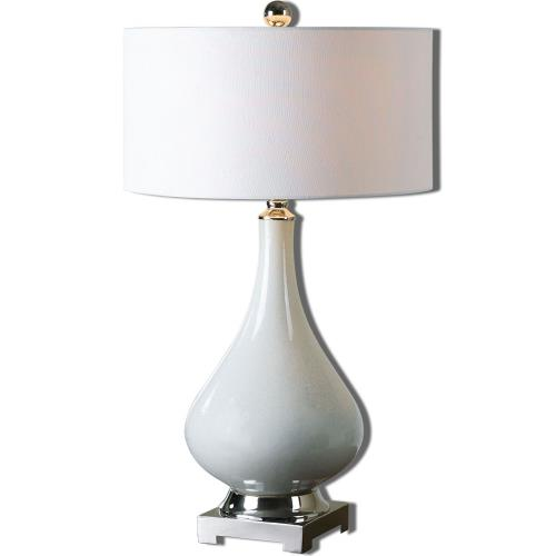 Uttermost 26768-1 Helton - One Light Table Lamp