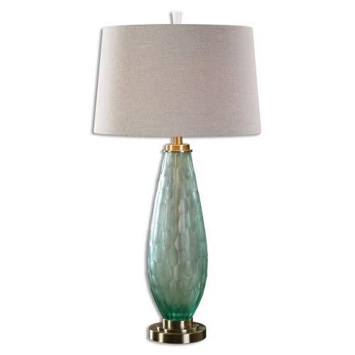 Uttermost 27003 Lenado - 1 Light Table Lamp - 17 inches wide by 17 inches deep