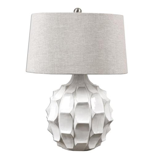 Uttermost 27052 Guerina - 1 Light Table Lamp - 19 inches wide by 19 inches deep