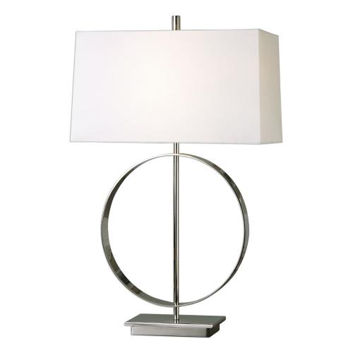 Uttermost 27153-1 Addison - 1 Light Table Lamp - 18 inches wide by 9 inches deep