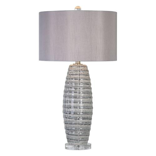 Uttermost 27230-1 Brescia - 1 Light Table Lamp - 16.5 inches wide by 16.5 inches deep