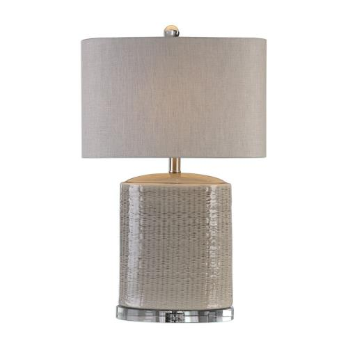 Uttermost 27231-1 Modica - 1 Light Table Lamp