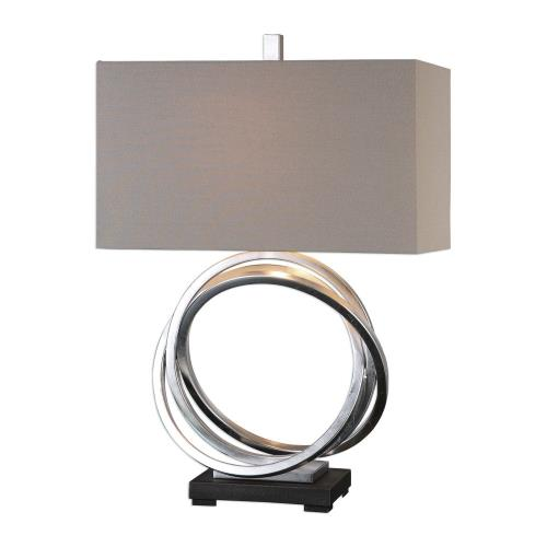 Uttermost 27310-1 Soroca - 1 Light Table Lamp - 19 inches wide by 10 inches deep