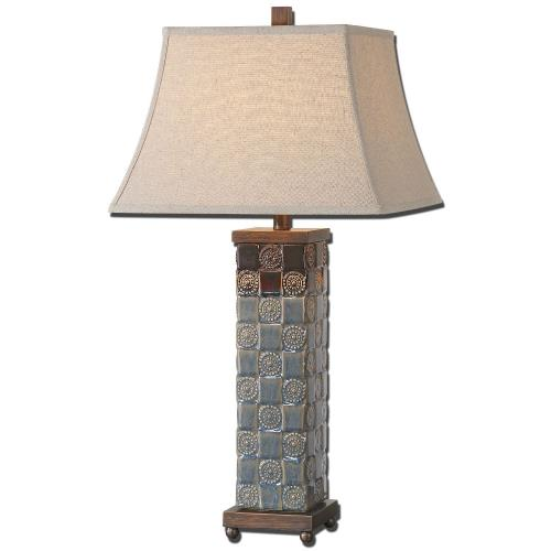 Uttermost 27398 Mincio - 1 Light Table Lamp