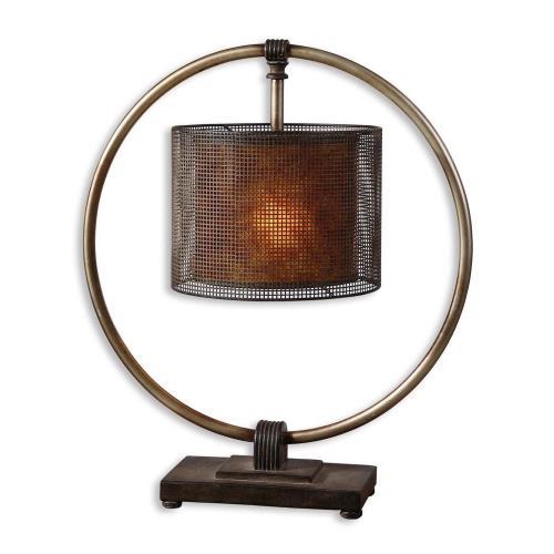 Uttermost 27649-1 Dalou - 1 Light Table Lamp