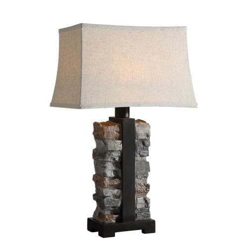 Uttermost 27806-1 Kodiak - 1 Light Table Lamp