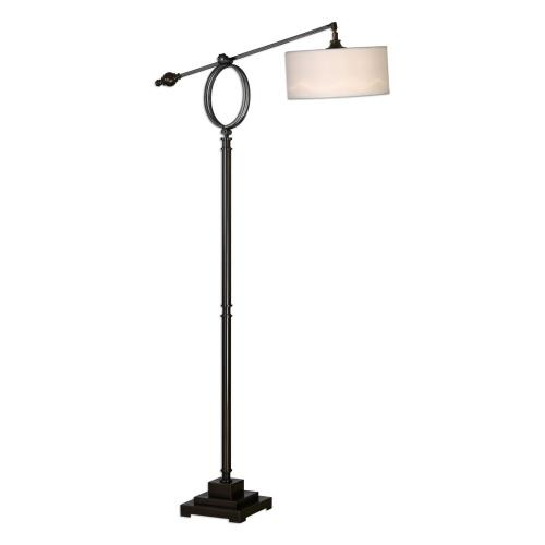 Uttermost 28082-1 Levisa - 1 Light Floor Lamp - 33 inches wide by 13 inches deep