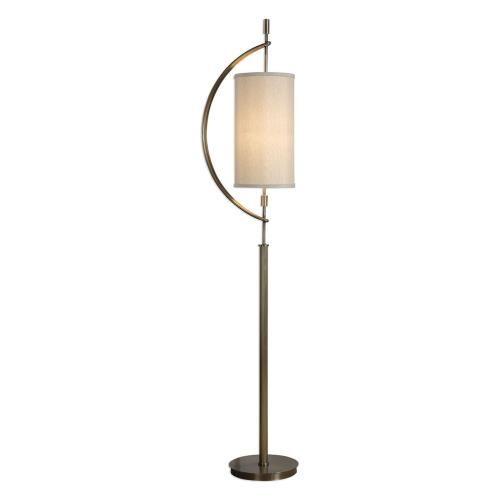 Uttermost 28151-1 Balaour - 1 Light Floor Lamp - 15.5 inches wide by 10 inches deep