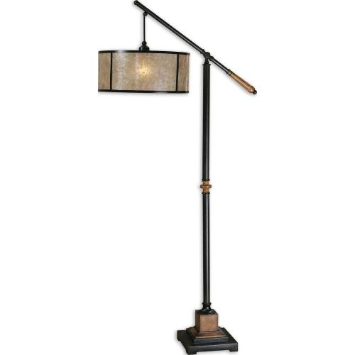 Uttermost 28584-1 Sitka - 1 Light Floor Lamp - 30 inches wide by 16 inches deep