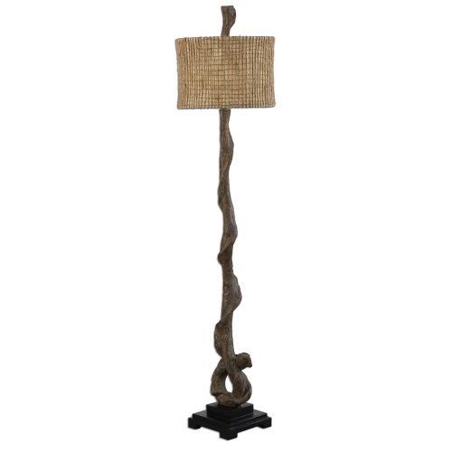 Uttermost 28970 Driftwood - 1 Light Floor Lamp
