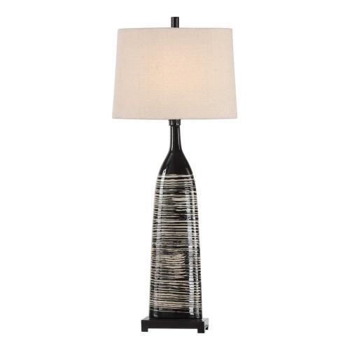 Uttermost 29617-1 Kanza - 1 Light Table Lamp