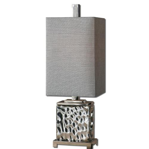 Uttermost 29927-1 Bashan - 1 Light Table Lamp - 11 inches wide by 9.5 inches deep