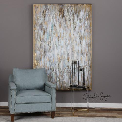 Uttermost 31408 Bright Morning - 72.75 inch Abstract Art