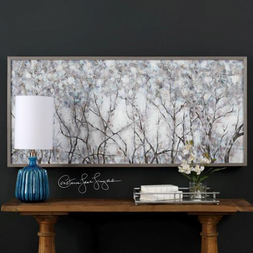 "Uttermost 31410 Canopy of Lights - 72"" Landscape Wall Art"