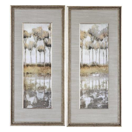 Uttermost 33667 Mozambique - 51 inch Print Art (Set of 2)