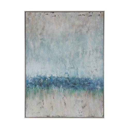 Uttermost 34373 Tidal Wave - 47 inch Abstract Art