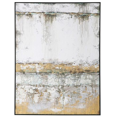 "Uttermost 42520 The Wall - 47.75"" Abstract Wall Art"