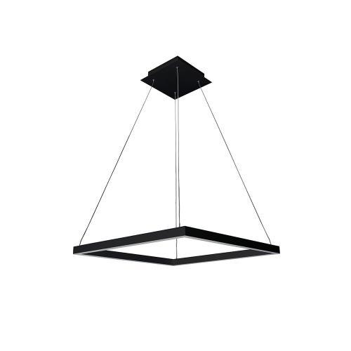 VONN LIGHTING VMC31620 Atria - 19.69 Inch 38W 1 LED Square Chandelier