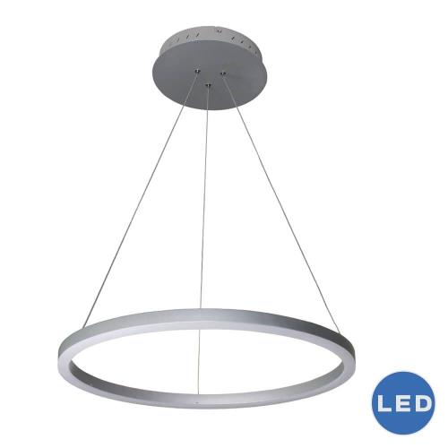 VONN LIGHTING VMC31640 Tania - 23.63 Inch 36W 1 LED Circular Chandelier
