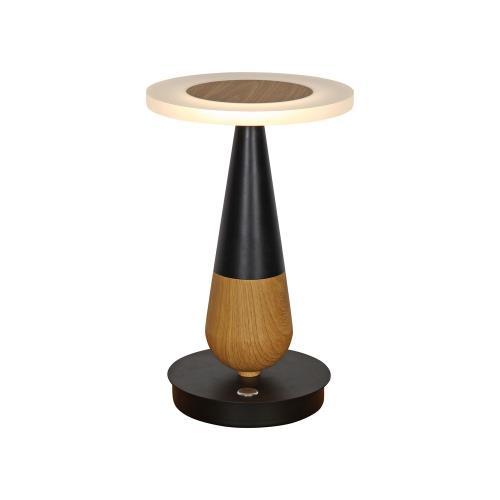 VONN LIGHTING VSRT6507BL Silva - 11.5 Inch 7.53W LED Table Lamp