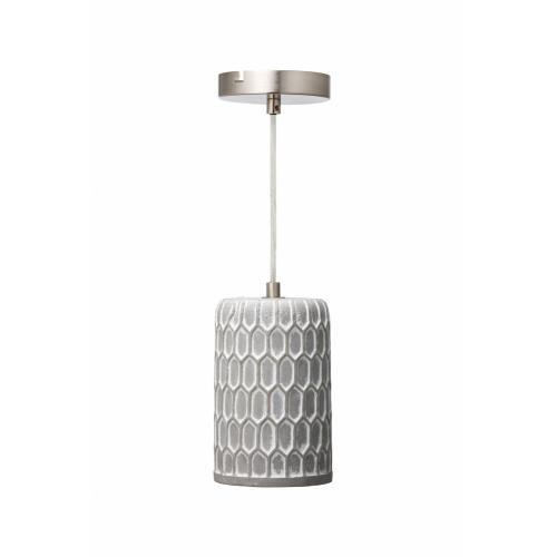 Varaluz Lighting 211M01C Pottery Perfect - One Light Jewel Mini Pendant