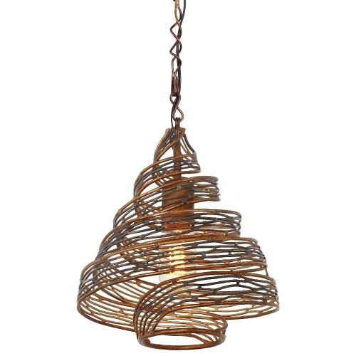 Varaluz Lighting 240P01HO Flow Wrapped - One Light Mini-Pendant