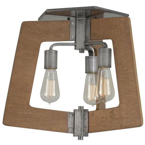 Varaluz Lighting 268S03 Lofty - Three Light Semi-Flush Mount